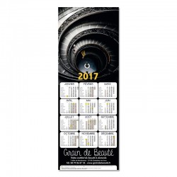 Calendrier verticaux Collection 2017 - Horoscope