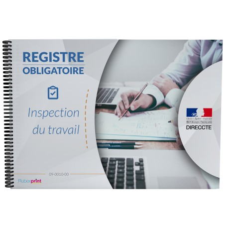 REGISTRE INSPECTION DU TRAVAIL